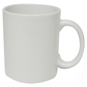 Custom White Mugs