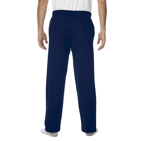 Open Bottom Sweatpants with Pockets 2