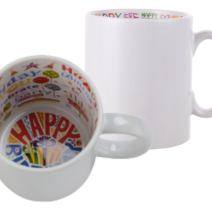Custom Happy Birthday Mug