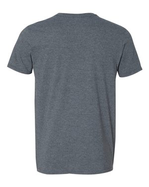 Gildan - Softstyle Men's V-Neck T-Shirt 2